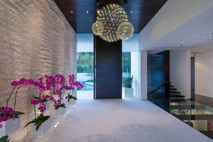 modern entrance hall idea
