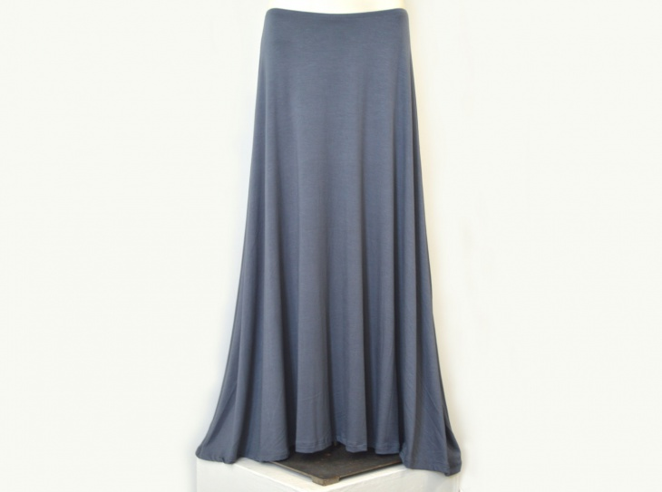 Semi Formal Maxi Skirt