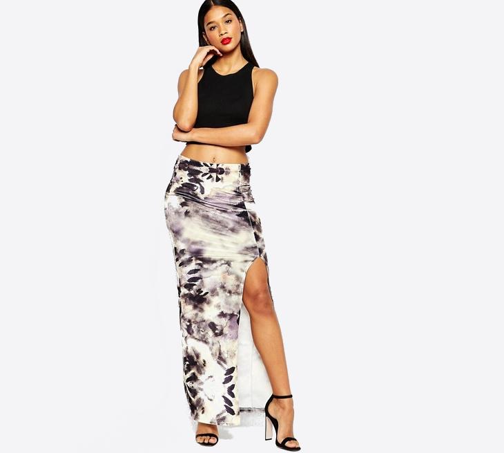 mint velvet maxi skirt