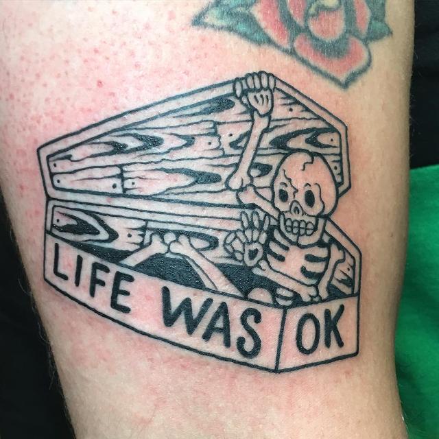 skeleton-and-coffin-tattoo-design