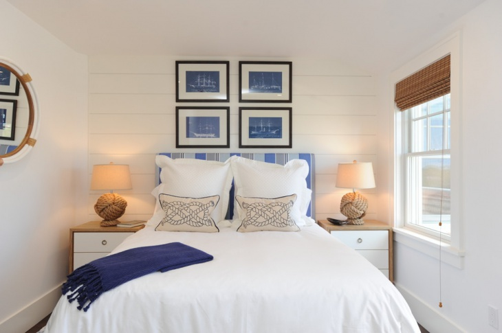 Nautical Bedroom Frame Design