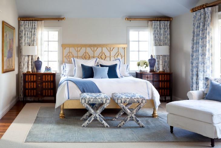 Nautical Bed Furnished Idea