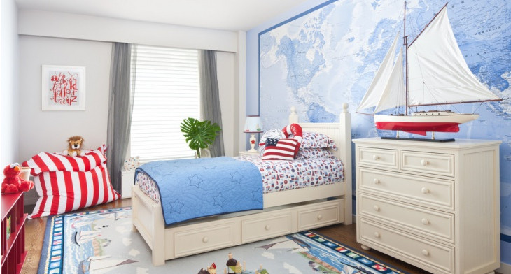 Best Nautical Bedroom Designs