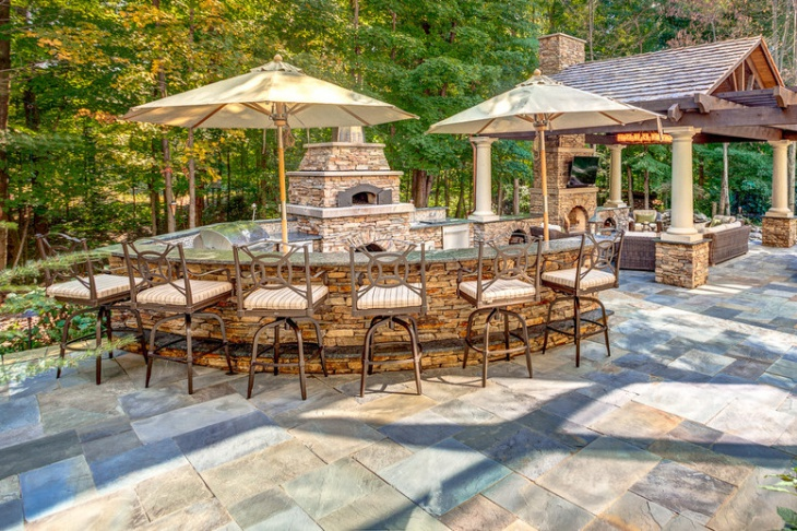 Outdoor Patio Bar Furniture