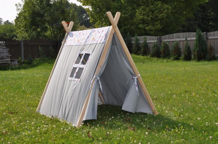Diy Kid's Outdoor Furniture