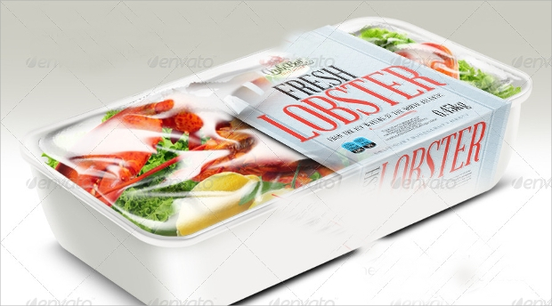 Food Product Packaging Idea