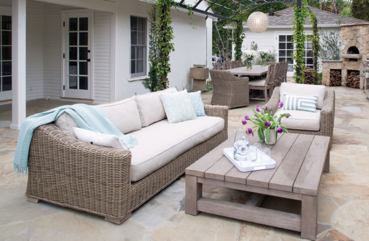outdoor casual living furniture