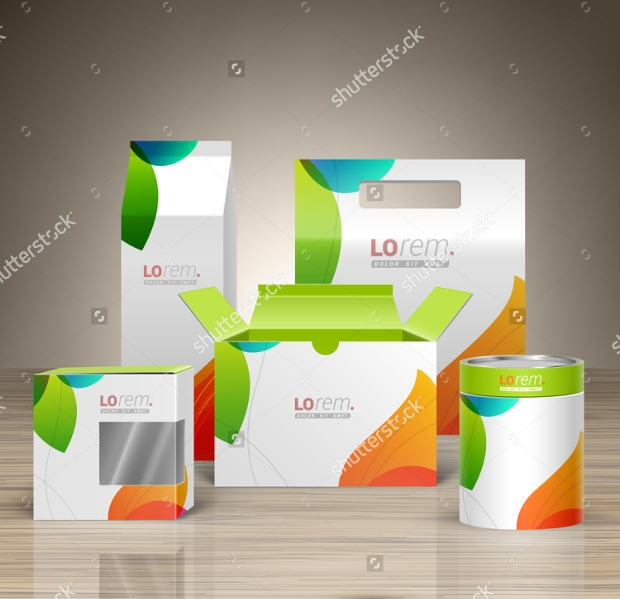 Corporate Product Package