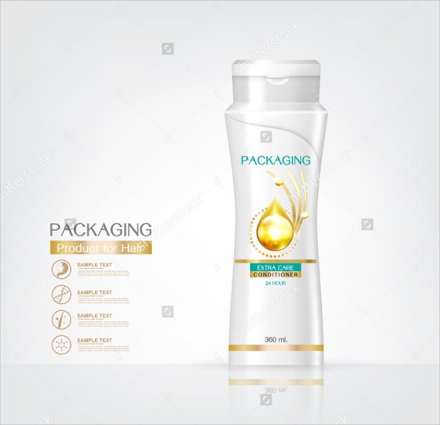 Hair Care Product Packaging