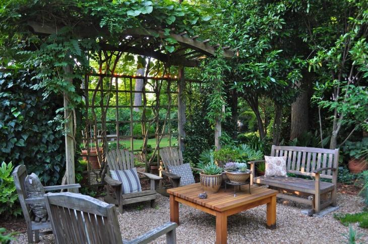 Outdoor Wooden Garden Furniture