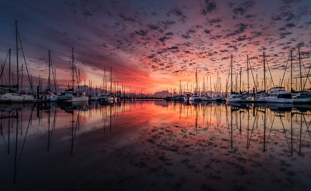Reflection Landscape Photography