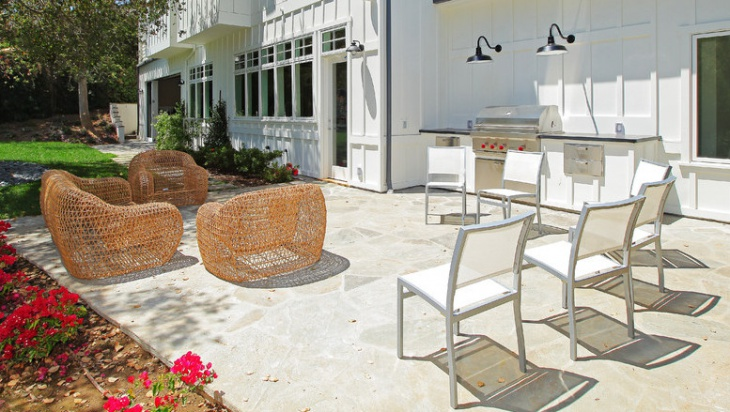 metal mesh outdoor furniture