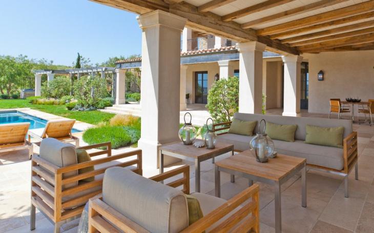 outdoor teak wood furniture1