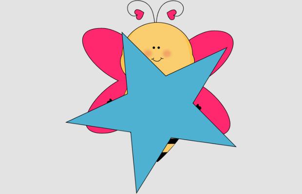 Blue Star Clipart