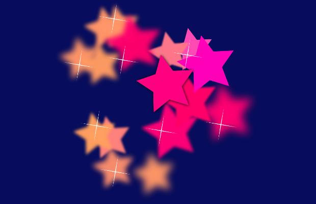 Star Flourish Clipart