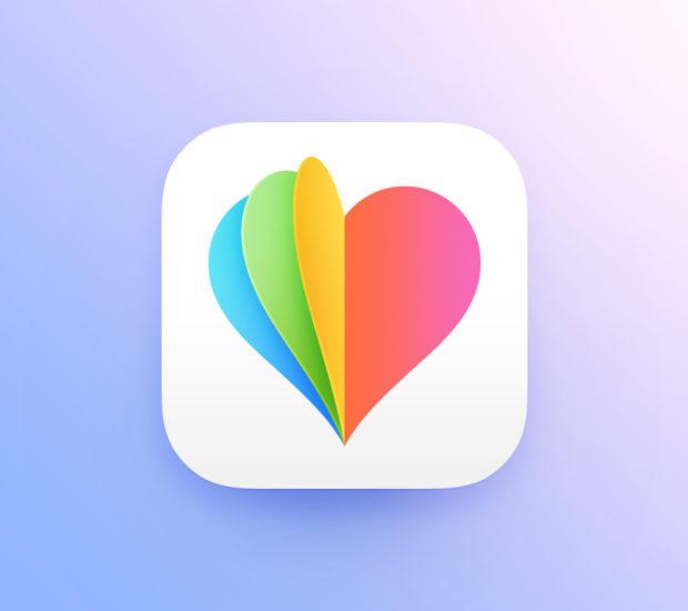 Paper Heart Icon
