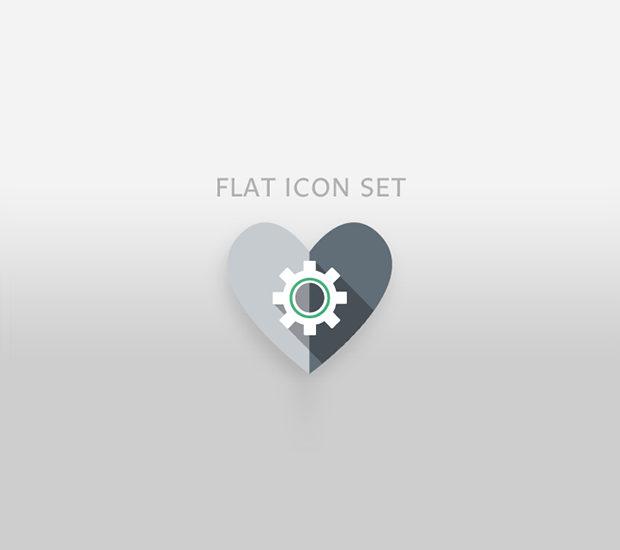 flat-heart-icon