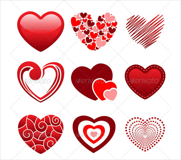 Romantic Heart Icon