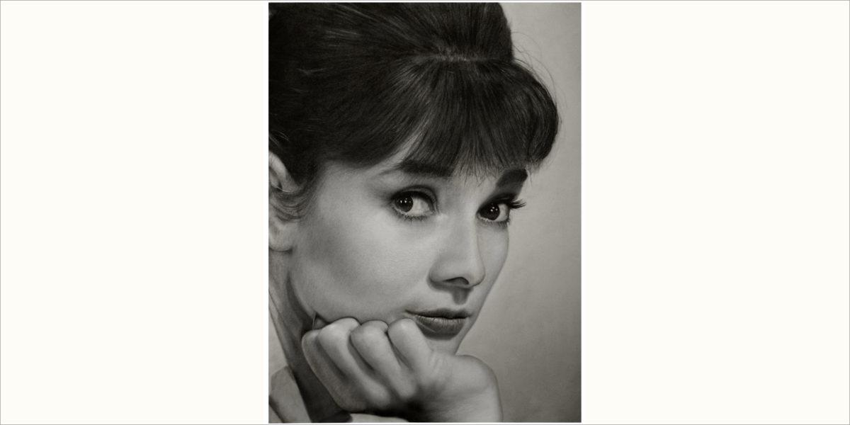 Martijn Versteeg - Audrey Hepburn