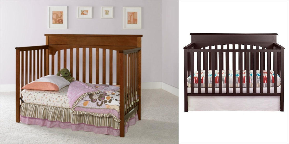graco lauren signature convertible crib