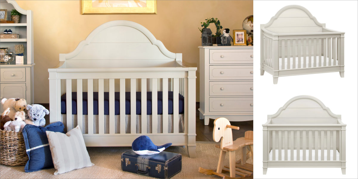 million dollar baby classic sullivan 4 in 1 convertible crib