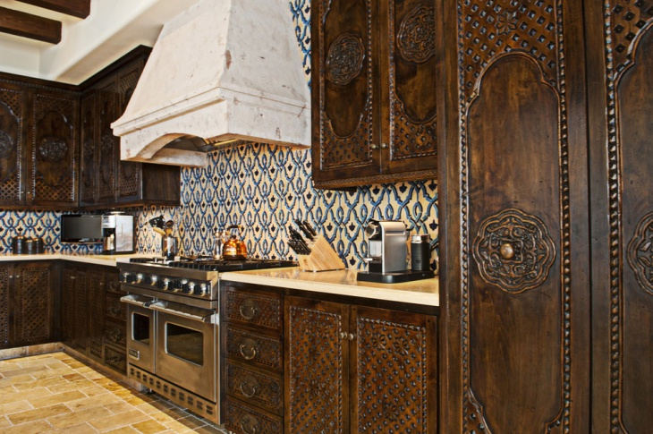 16 Moroccan Kitchen Designs Ideas Design Trends