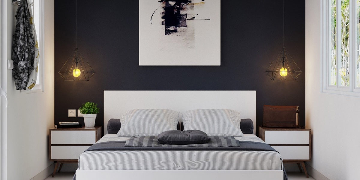 experimental bedroom