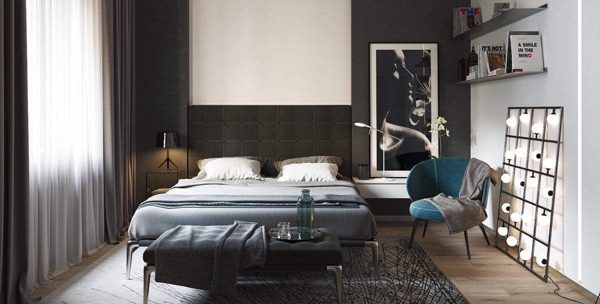 contemporary-style-bedroom