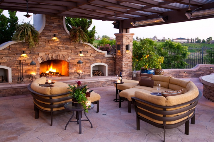 40 Patio Furniture Designs Ideas