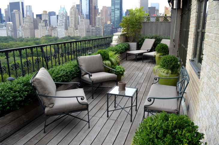 Apartment Balcony Patio Furniture Part 76