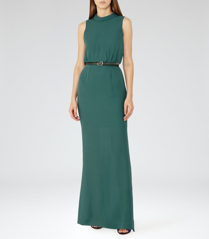 Long Formal Maxi Dress