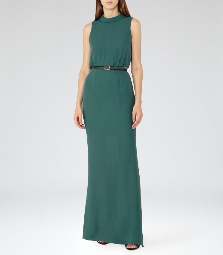 long formal maxi dress