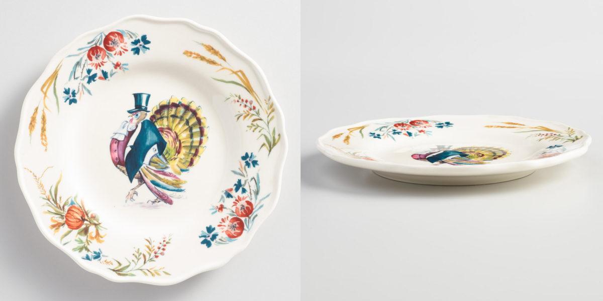 world-market-turkey-scalloped-plate
