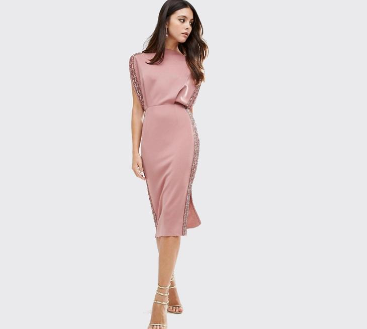 spring sorority formal dress