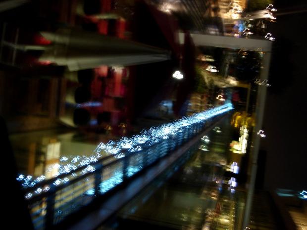 street light photography
