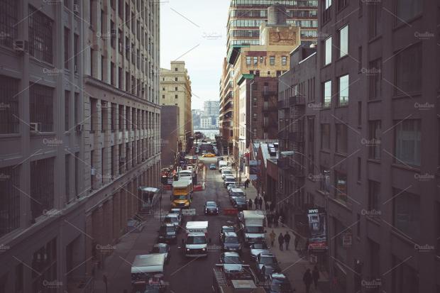 high line street photography