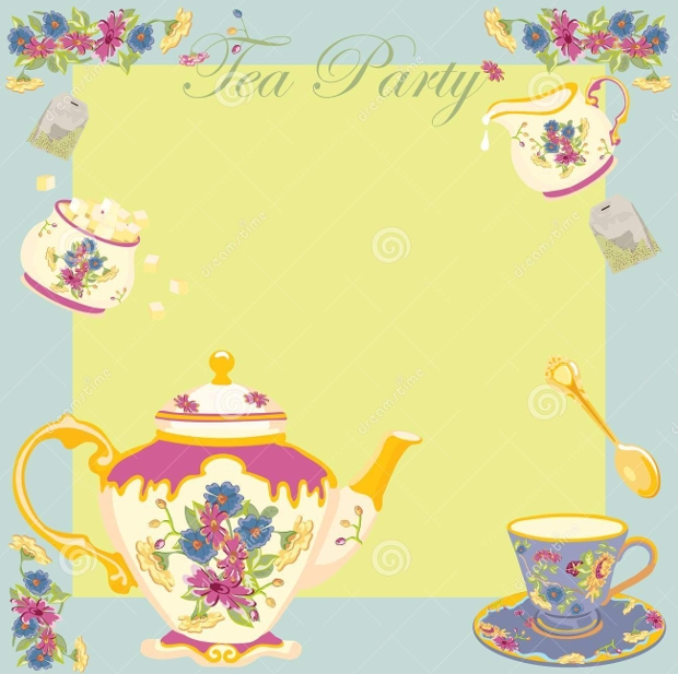 18+ Tea Party Invitations - Printable Psd, Ai, Vector Eps | Design