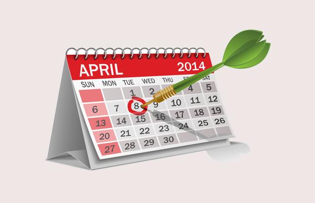 free desk calendar design
