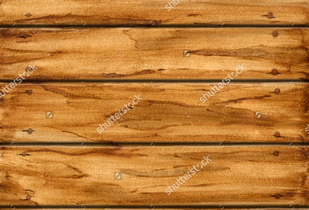 Watercolor Wood Texture