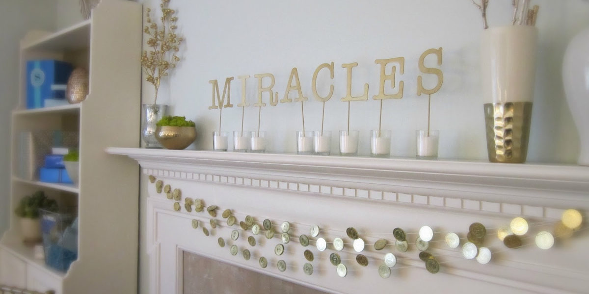 miracles mantel