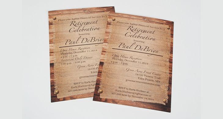 15 retirement invitations printable psd ai eps design trends img stopboris Gallery