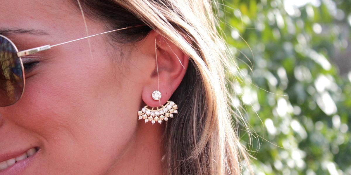 Bohemian Ear Cuff