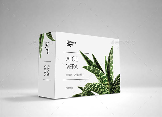 soap box packaging design