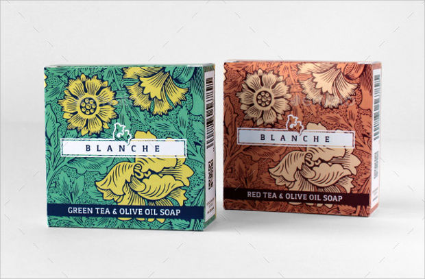 luxury soap packaging