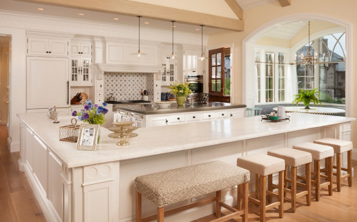 L shaped kitchen with island designs l shaped kitchen for L kitchen design with island