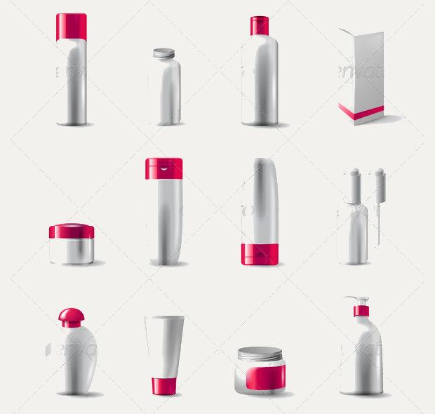 plastic cosmetic tube packaging