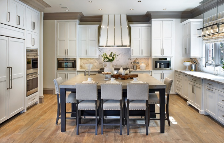40 kitchen island designs ideas design trends for How to build a kitchen island with seating