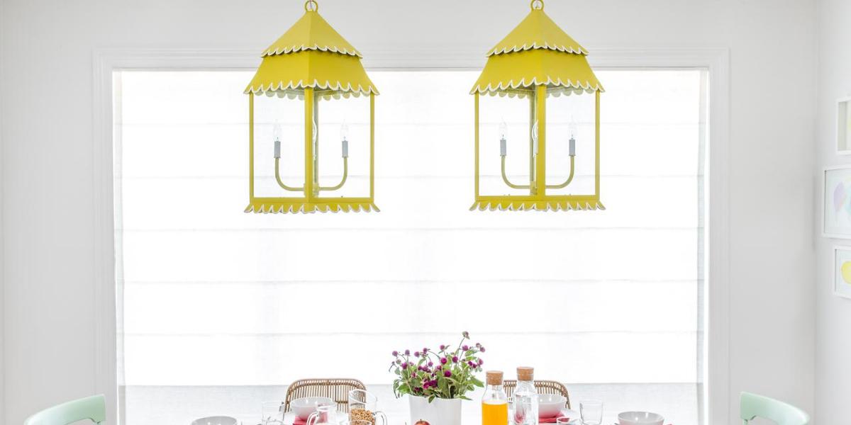 cottage style lantern chandelier