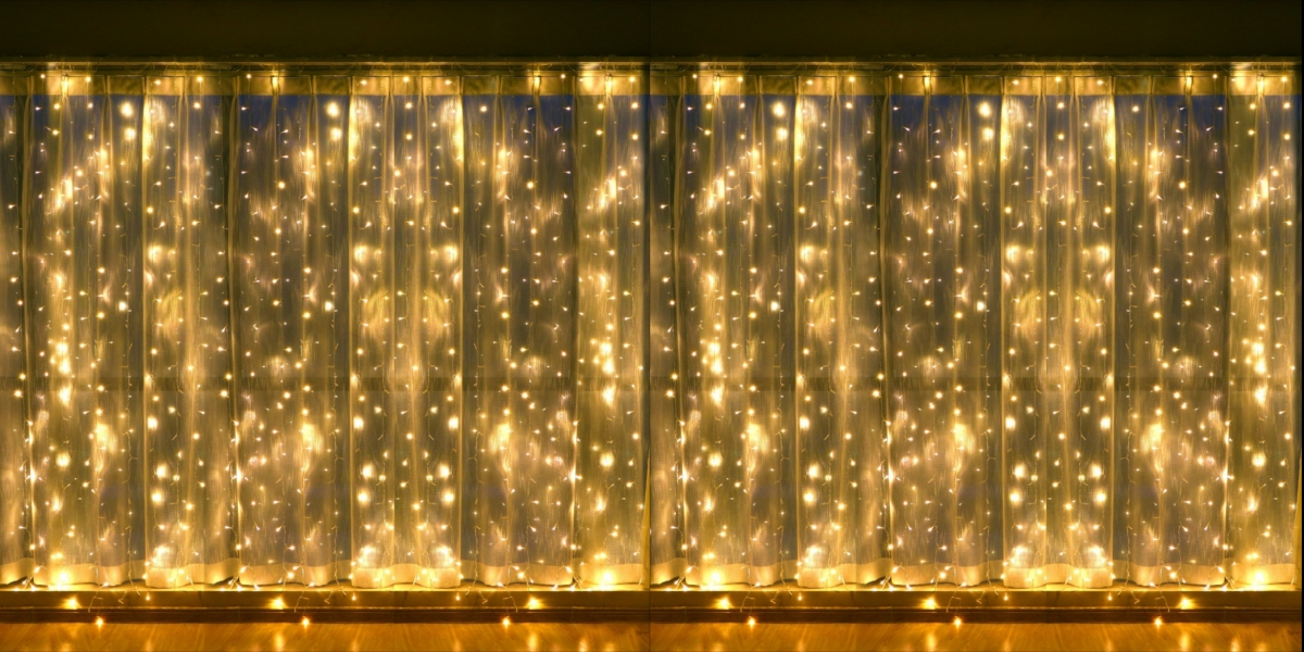 leapair led curtain lights