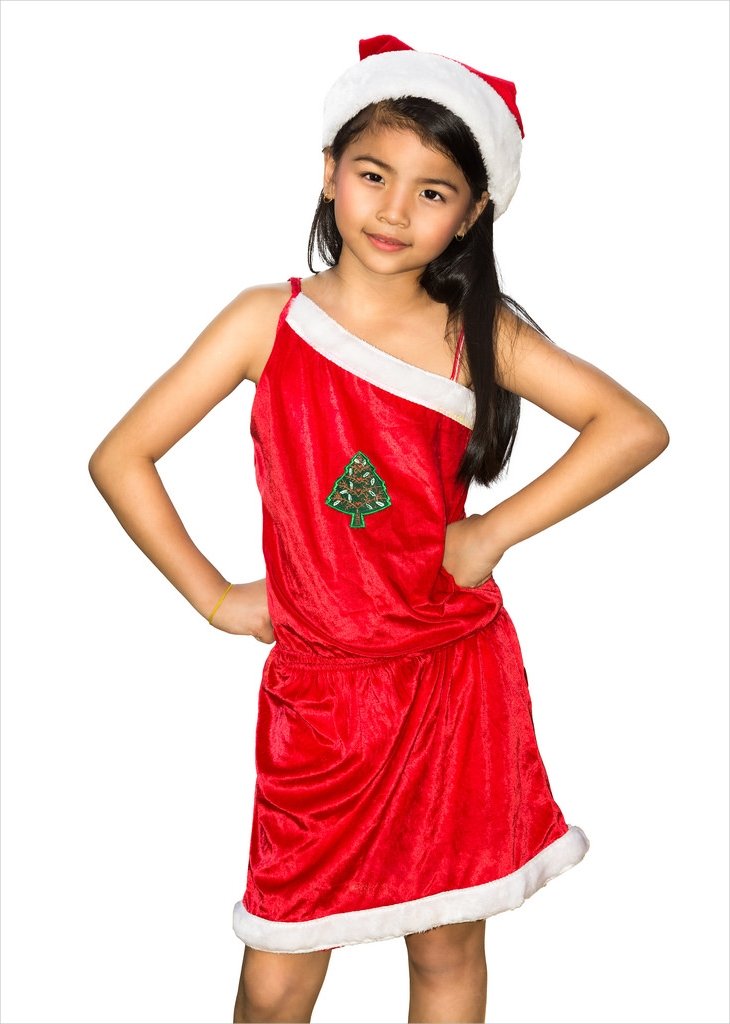 christmas santa dress for kids